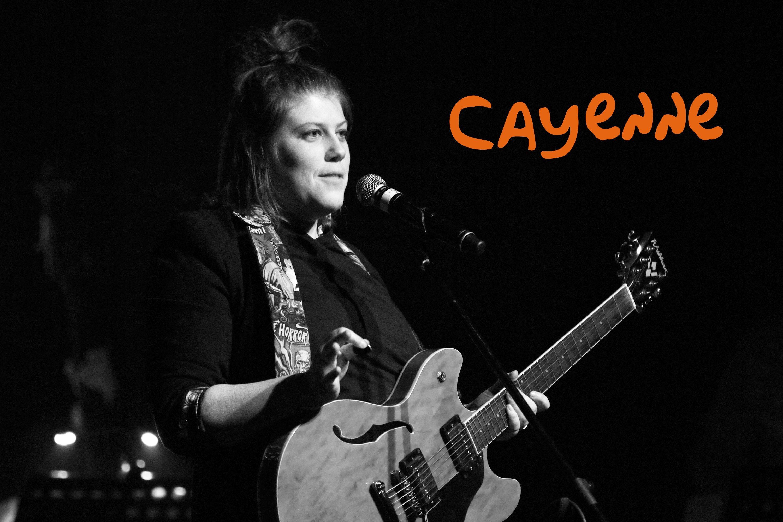 Cayenne remporte le prix Artisti dans le cadre de la 52e édition du Festival international de la chanson de Granby